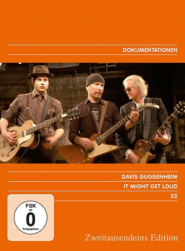 It Might get Loud. Zweitausendeins Edition Dokumentationen 22. für 7,99 €