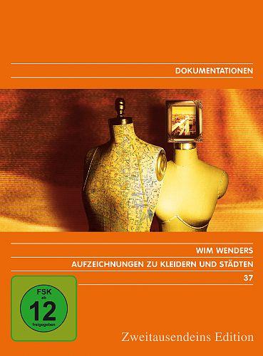 Aufzeichnungen zu Kleidern und Städten. Zweitausendeins Edition Dokumentationen 37. für 7,99€