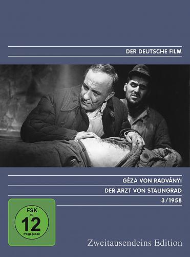 Der Arzt von Stalingrad - Zweitausendeins Edition Deutscher Film 31958. für 9,99€