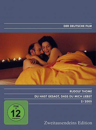 Du hast gesagt, dass Du mich liebst - Zweitausendeins Edition Deutscher Film 22005. für 7,99€