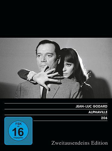 Alphaville. Zweitausendeins Edition Film 206. für 7,99€