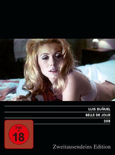 Belle de Jour. Zweitausendeins Edition Film 208. für 7,99€