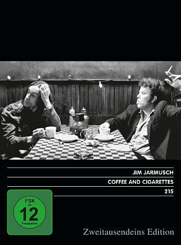 Coffee and Cigarettes. Zweitausendeins Edition Film 215. für 7,99€