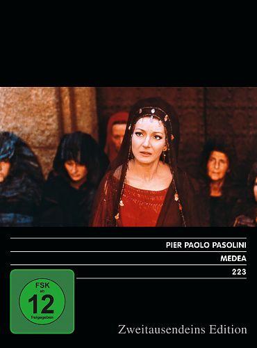 Medea. Zweitausendeins Edition Film 223. für 9,99€