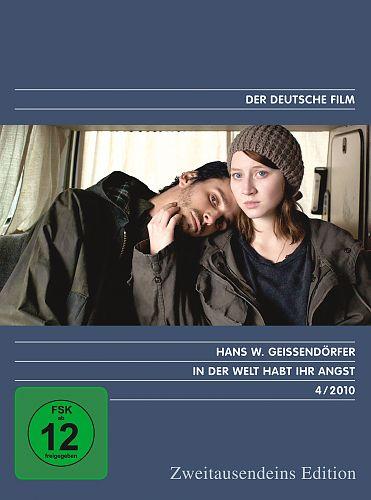 In der Welt habt ihr Angst - Zweitausendeins Edition Deutscher Film 42010. für 7,99€