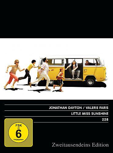 Little Miss Sunshine. Zweitausendeins Edition Film 228. für 7,99€