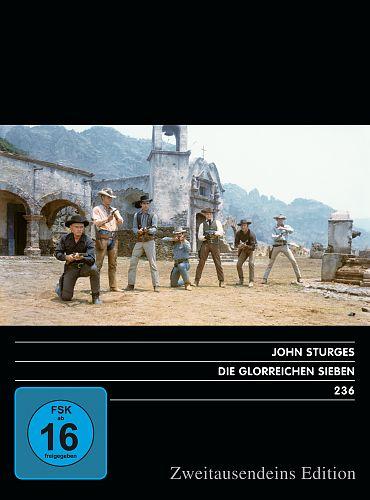 Die glorreichen Sieben. Zweitausendeins Edition Film 236. für 7,99€