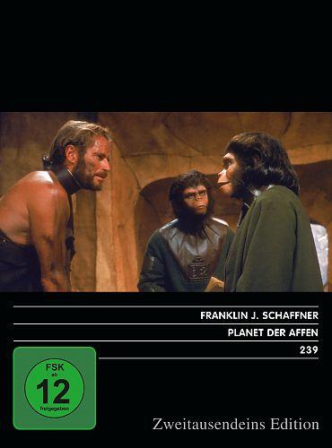 Planet der Affen. Zweitausendeins Edition Film 239. für 7,99€