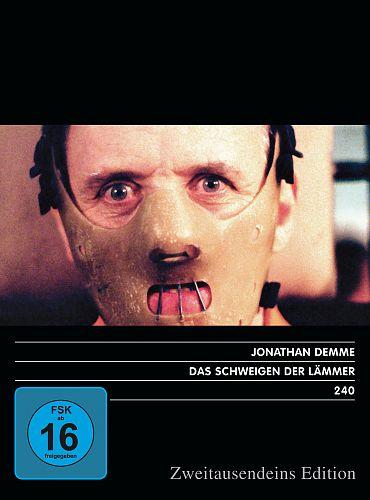 Das Schweigen der Lämmer. Zweitausendeins Edition Film 240. für 7,99€