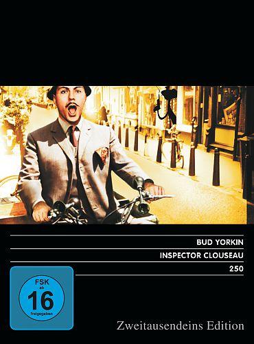 Inspector Clouseau. Zweitausendeins Edition Film 250. für 7,99€
