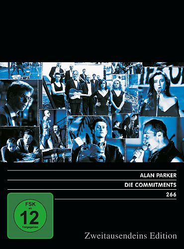 Die Commitments. Zweitausendeins Edition Film 266. für 7,99 €