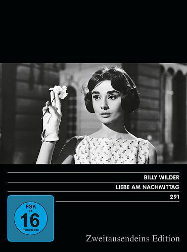 Liebe am Nachmittag. Zweitausendeins Edition Film 291. für 7,99€