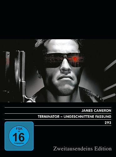 Terminator - ungeschnittene Fassung. Zweitausendeins Edition Film 293. für 7,99€