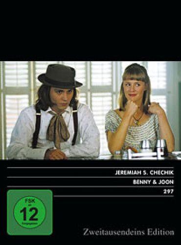 Benny & Joon. Zweitausendeins Edition Film 297. für 9,99€