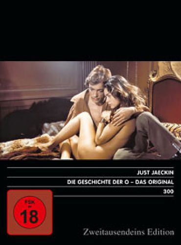 Die Geschichte der O - Das Original. Zweitausendeins Edition Film 300. für 9,99€