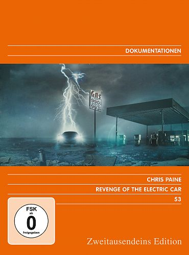 Revenge of the Electric Car. Zweitausendeins Edition Dokumentation 53. für 7,99 €