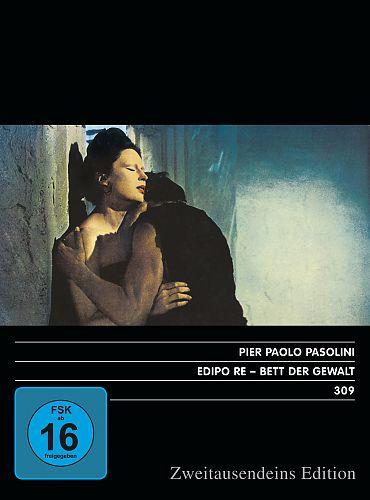 Edipo Re - Bett der Gewalt. Zweitausendeins Edition Film 309. für 9,99€