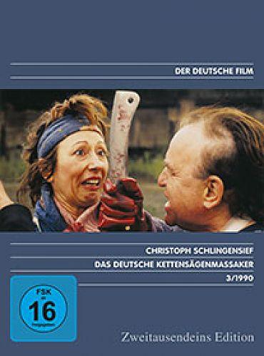 Das deutsche Kettensägenmassaker - Zweitausendeins Edition Deutscher Film 31990. für 7,99€