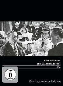 Drei Männer im Schnee. Zweitausendeins Edition Film 314. für 7,99€
