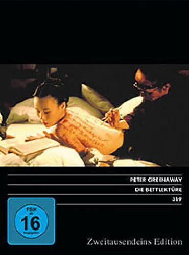 Die Bettlektüre. Zweitausendeins Edition Film 319. für 7,99€