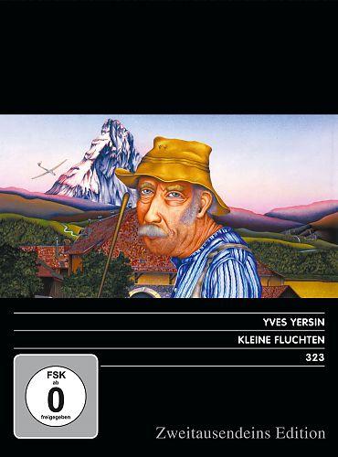 Kleine Fluchten. Zweitausendeins Edition Film 323. für 9,99€