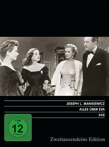 Alles über Eva. Zweitausendeins Edition Film 342. für 7,99€
