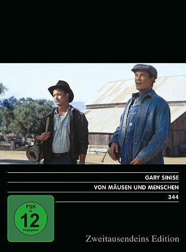 Von Mäusen und Menschen. Zweitausendeins Edition Film 344. für 7,99€