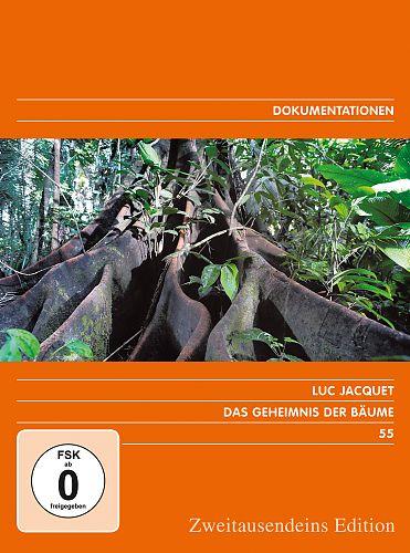 Das Geheimnis der Bäume. Zweitausendeins Edition Dokumentation 55. für 9,99€