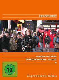 Charlotte Rampling. The Look. Zweitausendeins Edition Dokumentation 61. für 7,99€