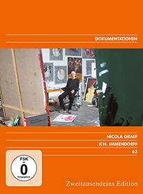 Ich. Immendorff. Zweitausendeins Edition Dokumentation 62. für 7,99€