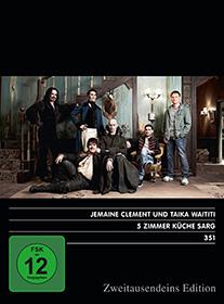 5 Zimmer Küche Sarg. Zweitausendeins Edition Film 351. für 9,99€