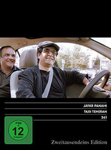 Taxi Teheran. Zweitausendeins Edition Film 361 für 7,99€