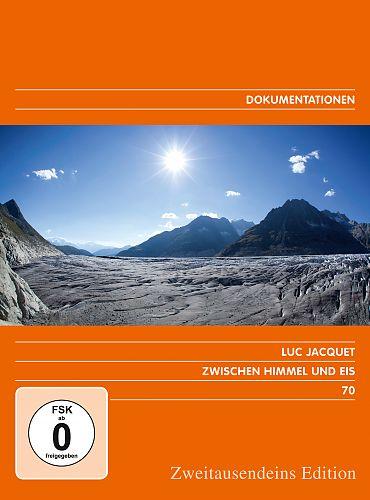 Zwischen Himmel und Eis. Zweitausendeins Edition Dokumentationen 70 für 7,99€