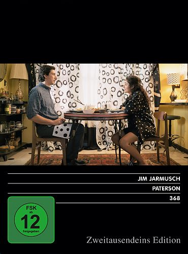 Paterson. Zweitausendeins Edition Film 368 für 7,99€