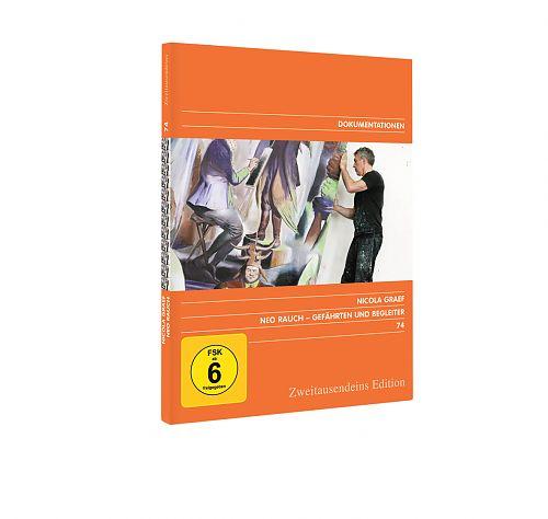Neo Rauch - Gefährten und Begleiter. Zweitausendeins Edition Dokumentation 74. für 9,99€