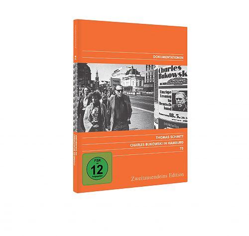 Charles Bukowski in Hamburg. Zweitausendeins Edition Dokumentationen 75 für 7,99€