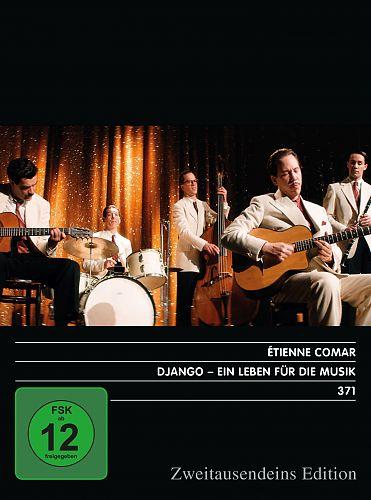 Django - Ein Leben für die Musik. Zweitausendeins Edition Film 371 für 12,99€
