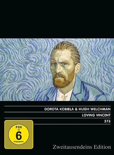 Loving Vincent. Zweitausendeins Edition Film 373 für 12,99 €