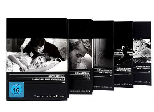 Ingmar Bergman Paket für 24,99€