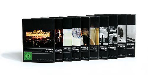 Woody Allen Paket für 49,99€