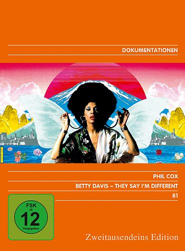 Betty Davis - The Queen of Funk. Zweitausendeins Edition Dokumentationen 81. für 12,99 €