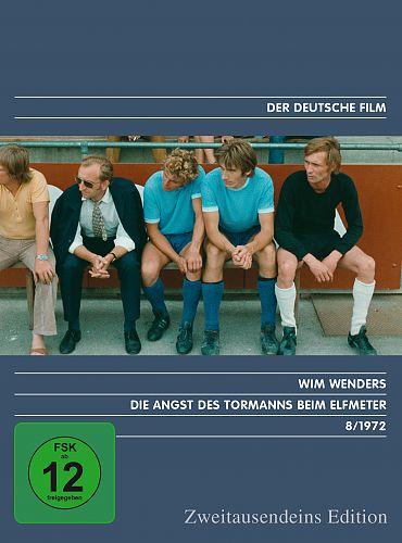 Die Angst des Tormanns beim Elfmeter. Zweitausendeins Edition Deutscher Film 081972. für 7,99€