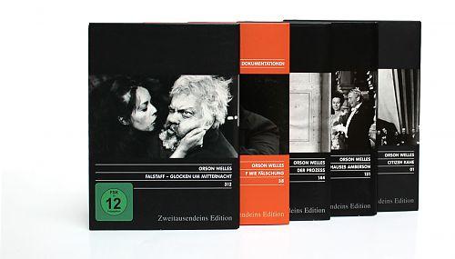 Orson-Welles-Paket für 29,99€