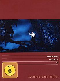Wozzeck. Zweitausendeins Edition Musik 01. von Alban Berg für 9,99€