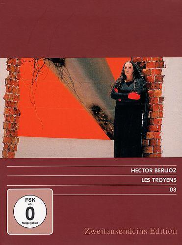 Les Troyens. Zweitausendeins Edition Musik 03. von Hector Berlioz für 7,99€