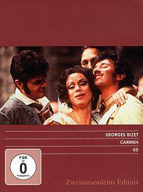 Carmen. Zweitausendeins Edition Musik 05. von Georges Bizet für 9,99€