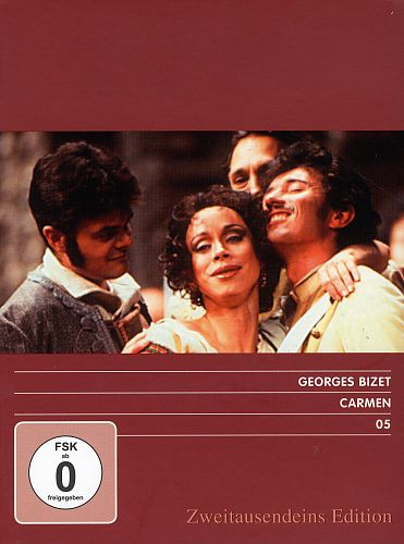 Carmen. Zweitausendeins Edition Musik 05. von Georges Bizet für 4,99€