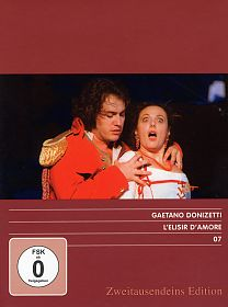 L'Elisir D'Amore. Zweitausendeins Edition Musik 07.