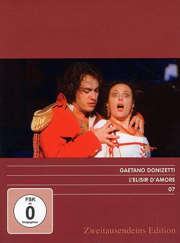 LElisir DAmore. Zweitausendeins Edition Musik 07. von Gaetano Donizetti für 9,99€