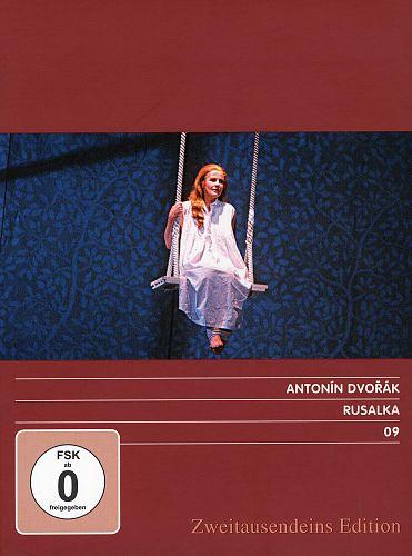 Rusalka. Zweitausendeins Edition Musik 09. von Antonin Dvorák für 4,99€
